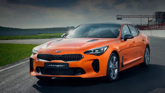 Kia Stinger will be more potent with updates