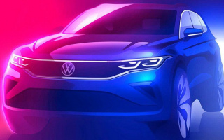 The updated Volkswagen Tiguan takes the Polo and Jetta appearance
