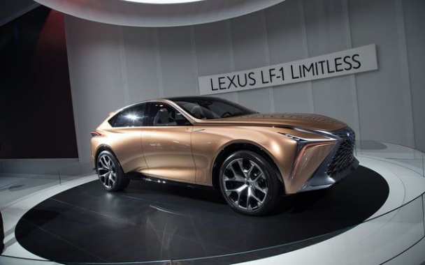 The new crossover from Lexus will receive a turbo engine