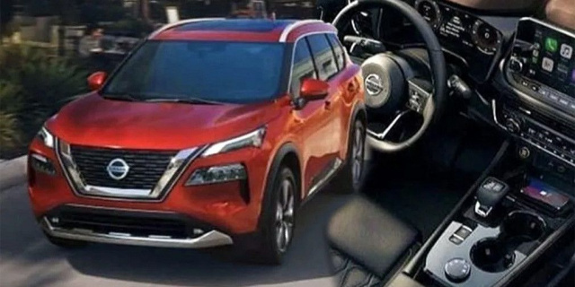 Design of the latest Nissan X-Trail declassified