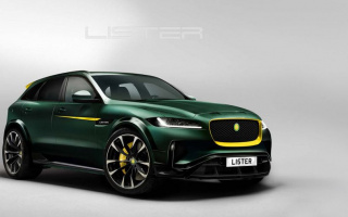 Lister showed off the fastest SUV in the world (VIDEO)