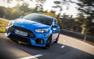Ford decided not to release a 'hot' Focus RS