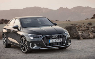 Audi A3 new generation officially debuted