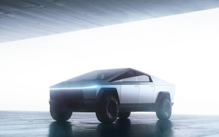 Tesla electric pickup will float