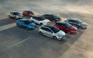 Toyota sold 15 million hybrid cars worldwide