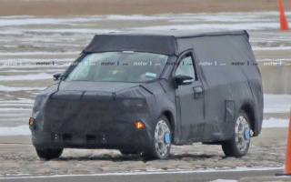 Ford prepares a pickup truck with the Bronco styling