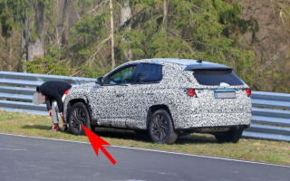 New Hyundai Tucson embarrassed on tests