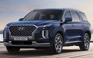 Big Hyundai Palisade SUV will provide VIP-performance