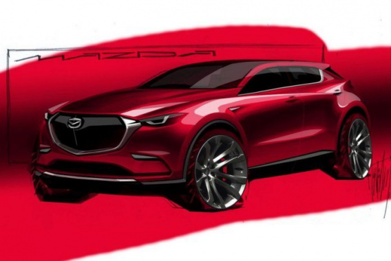 Crossover Mazda CX-5 will receive a different status