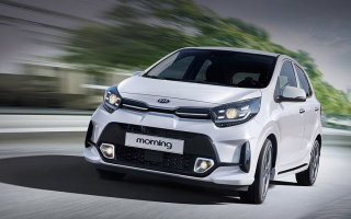 Kia introduced the restyled Picanto