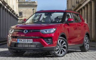 Updated SsangYong Tivoli got a new motor