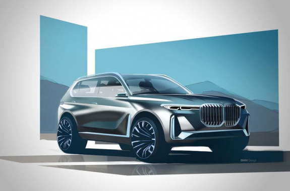 BMW X8 M must become a fully independent car