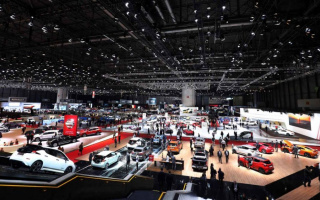 Motor show in Geneva is planning for 2022