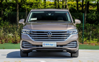 Unveiled the new Volkswagen Viloran minivan