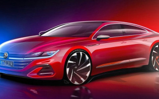 Updated Volkswagen Arteon declassified design