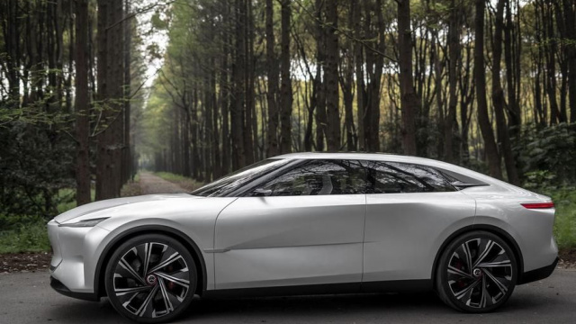 Infiniti's New Wave Models Expected for 2023