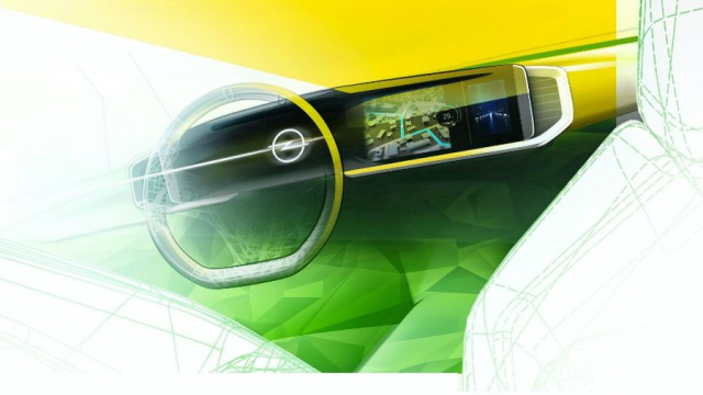New generation Opel Mokka boasts a digital cockpit