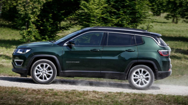European Jeep Compass 2021 more declassified