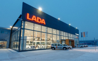 Lada leaves the European market