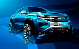 New Volkswagen Amarok prepared units from Ford