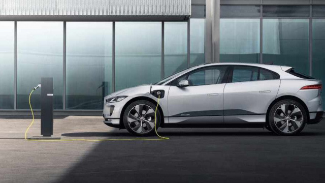 Jaguar I-Pace Powerfully Updated