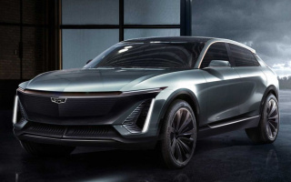 New Cadillac Lyriq will show on August 6