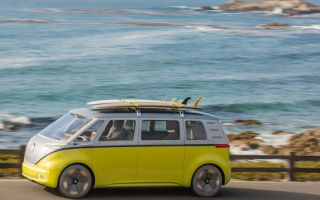 Volkswagen patented the e-Samba name