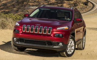 67,000 Jeep Cherokee SUVs recalled in the USA