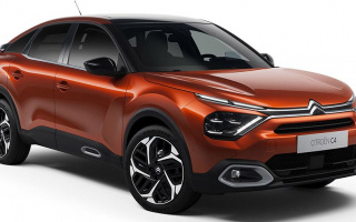 Citroen told about the latest C4 SUV