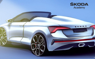 Skoda Slavia - a new prototype of the company