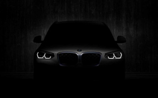 The new crossover BMW iX3 will soon debut