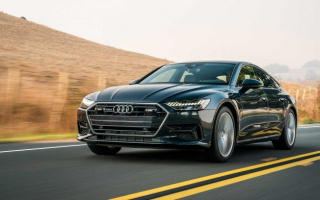 Audi A7 Sportback appears with an extended wheelbase