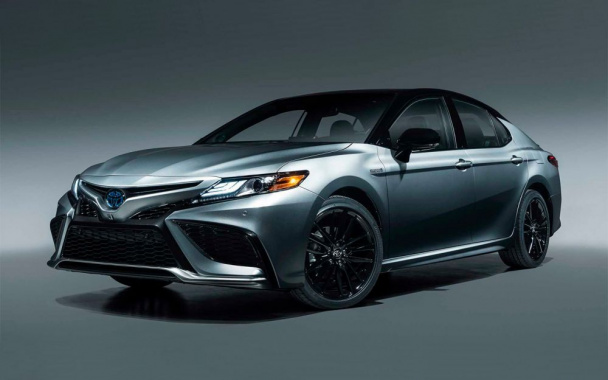 Toyota Camry has been updated