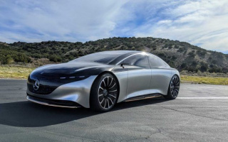 Mercedes-Benz EQS will have more power reserve than Tesla
