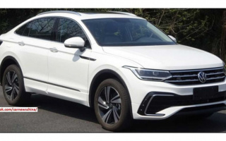 Updated Tiguan hits the Chinese market