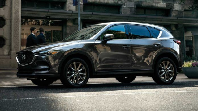 Mazda CX-5 will receive a different name