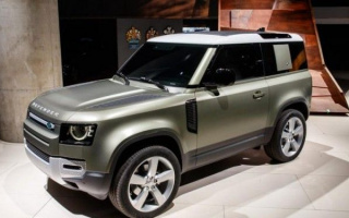 Land Rover Defender 90 sales postponed