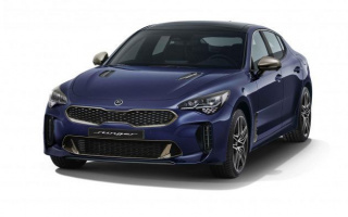 Kia Stinger 2021 completely declassified