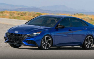 New Hyundai Elantra debuts in the sport version
