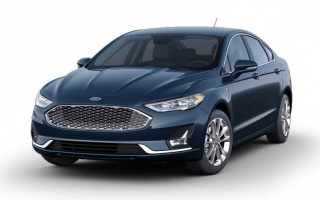 Ford stops producing sedans