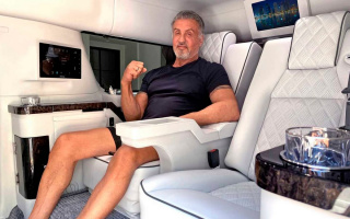 Sylvester Stallone sells his unique car