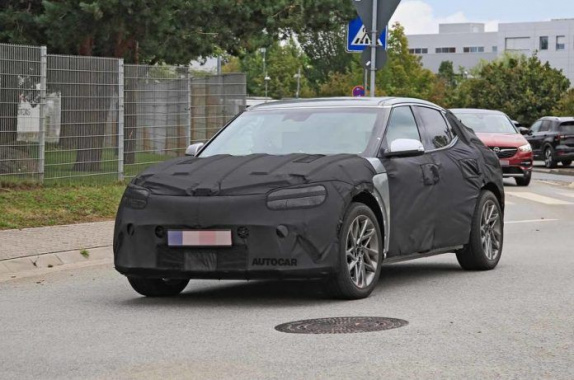 Electric Genesis JW is actively tested in Germany