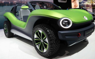 VW ID. Buggy will turn into an all-terrain electric car
