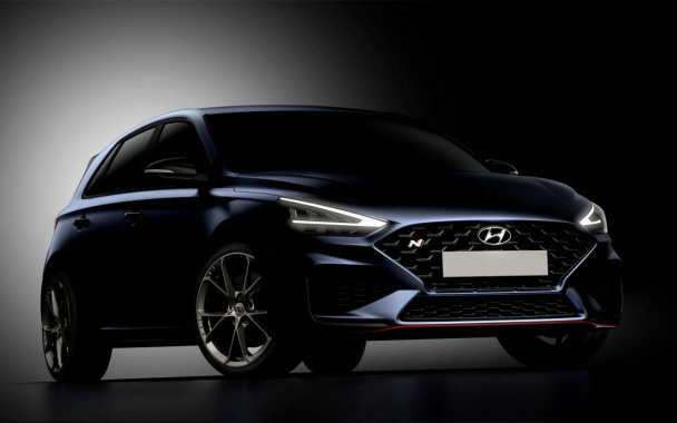 "New design and ""robot"" will be prepared for Hyundai i30 N"