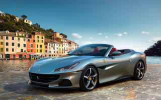 "The most ""budgetary"" supercar Ferrari powerfully updated"