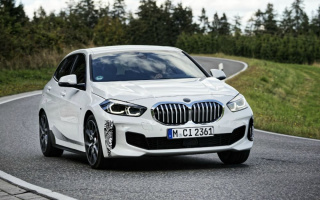 The new sports version of BMW 1-Series coming soon