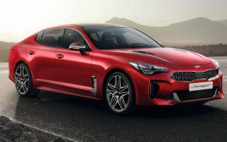 Kia Stinger for Europe refreshed and ready for sales