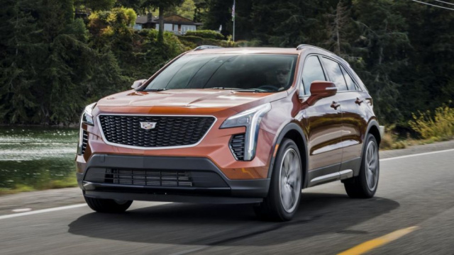 The updated Cadillac XT4 recognizes the face