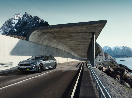 Peugeot has the most powerful hybrid