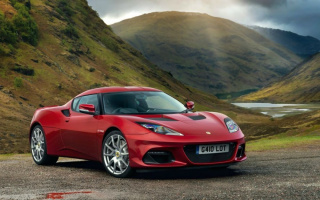Development of a new sports car from Lotus has starts